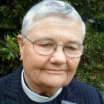 The Revd Canon Pat Scaife