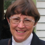 The Revd Canon Sue Pickering