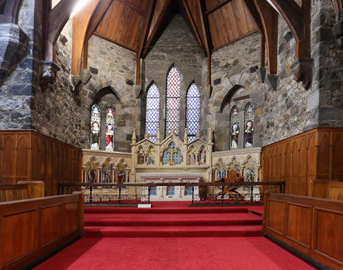 What is The Cathedral Project - The Taranaki Cathedral