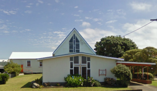 St Lukes Co-operating Parish Church, Patea