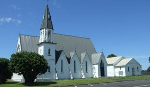 St George's Church, Patea